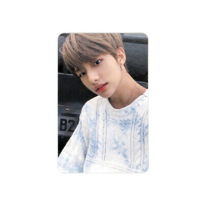 [STRAY KIDS]Cle 2:Yellow Wood/Side Effects/Official Photocard /Outdoor - HYUNJIN
