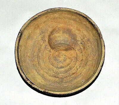 Chinese Han Tomb Burial Pottery Incense Burner c. BC 206 - 220 AD