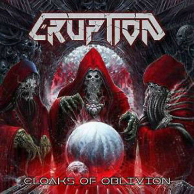 ERUPTION - Cloaks Of Oblivion - CD - 164884