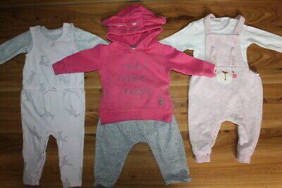 NEXT Mothercare girls BUNNY bundle 6-9 months *I'll combine postage*(290)