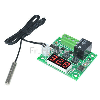 24V W1209 Digital Thermostat Temperature Control Switch Sensor Module  -50-110°C