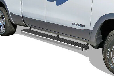 iBoard Running Boards 6 inches Fit 19-20 Dodge Ram 1500 Quad Cab