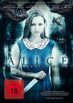 Alice The Darkest Hour DVD