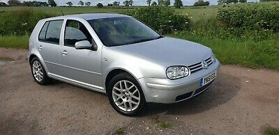 VW Golf 1.9 TDI GT Model 5dr 130bhp mk4 11 months MOT BBs alloys nice