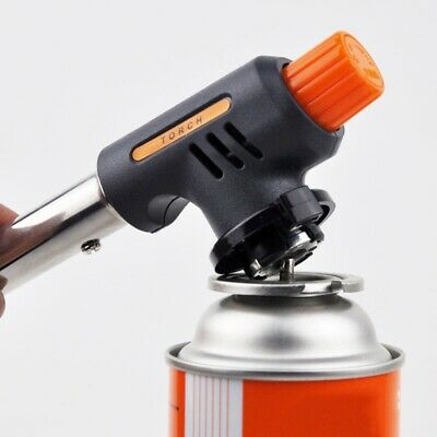 Butane Micro Blow Torch Lighter Welding Soldering Brazing Refillable Tools NEW