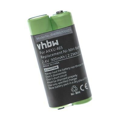 Battery 900mAh for Grundig Digta 415 (465, GZR1900)