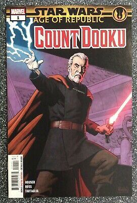 Star Wars Age Of Republic: Count Dooku #1