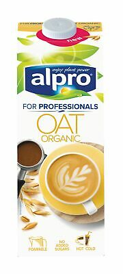 Alpro Oat for Professionals 1L (Pack of 8)