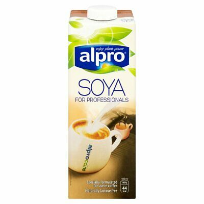 Alpro Soy for Professionals 1L (Pack of 12)