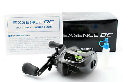 5333222f07d SHIMANO Exsence DC Right handle Bait casting reel w/Box from Japan 455069  【Exc+
