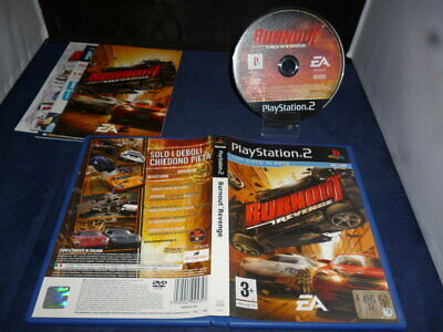 PS2 Burnout Revenge _ per Console Sony Play Station 2 – PAL ITA