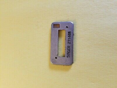 Singer 271465 Clamp Check Mat W/ Rubber Pad For Sewing Machines *New* -Free Ship