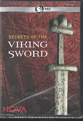 Nova: Secrets Of The Viking Sword (Dvd 2012) (H3)