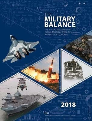 The Military Balance 2018 - 2017 - 2016 - 2015 [P.D.F, E-MAIL DELIVERY]