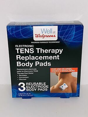 WALGREENS ELECTRONIC TENS Therapy and Heat Pain Relief Unit