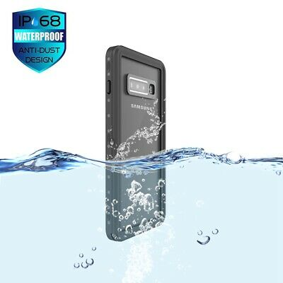 Waterproof Shockproof Case Screen Protector For Samsung Galaxy S10 S9 S8 Note8 9