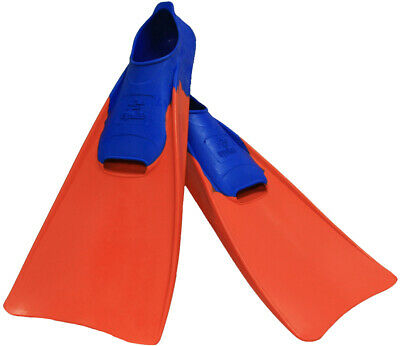 Eyeline Full Foot Rubber Swim Fins