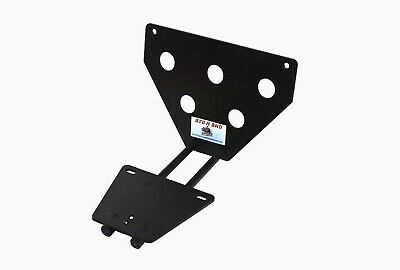 License Plate Bracket For 2016-18 Tesla Model X Quick Release STO N SHO SNS112