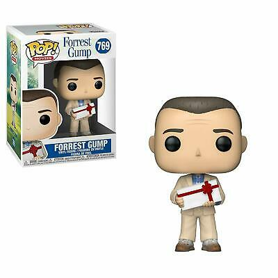 Funko Pop! Movies: Forrest Gump -  Forrest Gump W/ Chocolate 769 Vinyl