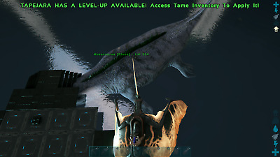 495 BASE MELEE Giga Eggs Ark Survival Evolved Xbox One Pve