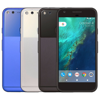 Google Pixel XL 32GB/128GB Unlocked 4G LTE Android Smartphone - FOR PARTS ONLY