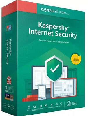 kaspersky internet security 2019/2020 For 1 Device 1 Year UK-Europe KEY / ESD