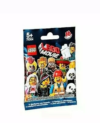 The Lego Movie Minifigures President Business 2 Sealed Minifigs Series 71004 25 48 Picclick