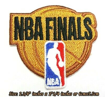 Basketball NBA. Finals Embroidered Logo Patch  iron and sewing on clothes