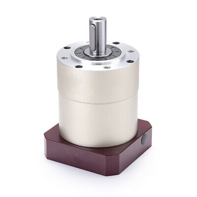 round flange planetary gearbox 3:1 to 10:1 for NEMA23 stepper motor shaft 6.35mm