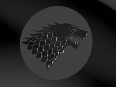 Game of thrones DXF file