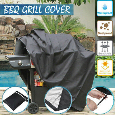 2XS/XS/S/M/L/XL BBQ Cover Waterproof Barbecue Covers Patio Grill Protector Hot