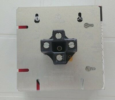 COOPER WIRING DEVICES1168-2Flush power range receptacle, 50A/125/250V 4 wire