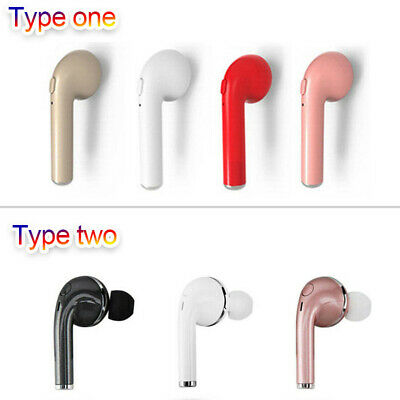 Bluetooth Headset V1 Wireless Ear Pods Earphones For iPhone7 8 Plus X XS Android