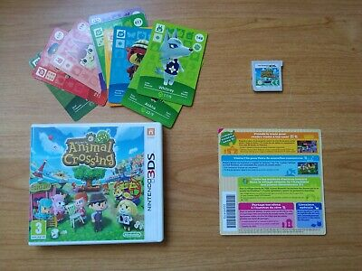 Welcome to Animal Crossing: New Leaf (3DS/game/ver. EUR)