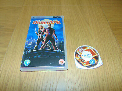 Daredevil Dare Devil - Marvel (UMD Video Film) Sony PSP PlayStation Portable