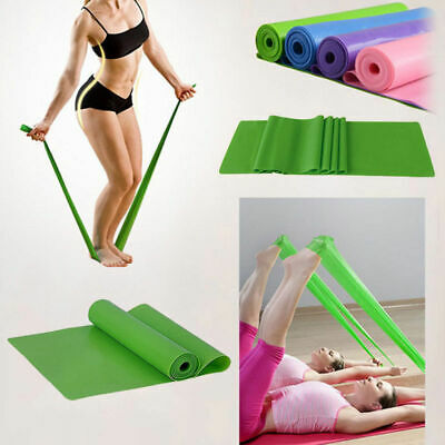 Heavy Duty Exercise Resistance Loop Bands Fitness Goods Home Yoga Gym Pull Up