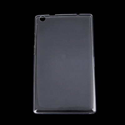 1Pc Silicone gel TPU back case cover for Tab3 8.0 (TB3-850F/M/L) Tablet JCDIUK
