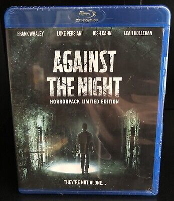 Against The Night (Blu-ray) HorrorPack #27