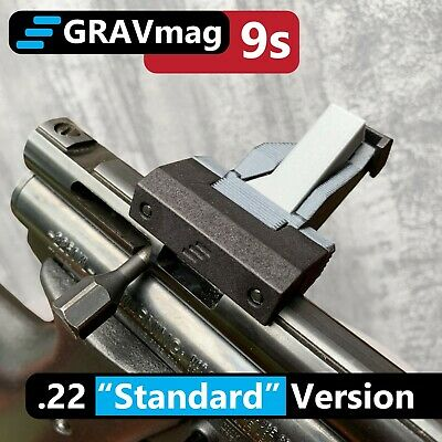 9 Shot Magazine For Crosman 2240 2250 Steel Breech and Benjamin Discovery