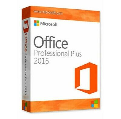 Microsoft Office 2016 Professional Plus Key Software Lizenz Download Deutsch Neu