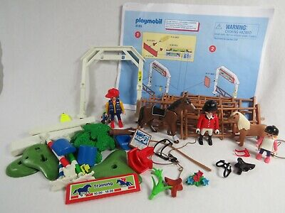 Playmobil Horse Whips Harness Wagon Balloon String Western 3207 4180 5228 5457