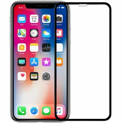 Nillkin XD CP+ MAX Full Tempered Glass Screen Protector for Apple iPhone XS / X