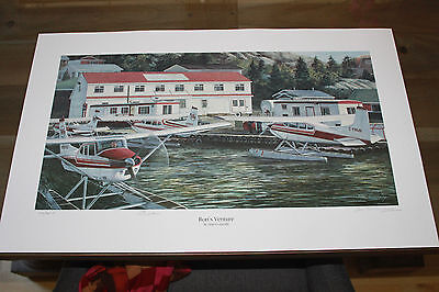 Don Connolly Ron's Venture Aviation Cessna Yellowknife Float Plane Base