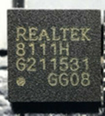 10 PCS NEW REALTEK RTL8111G-CGT 8111G QFN32 ic chip - $7 99