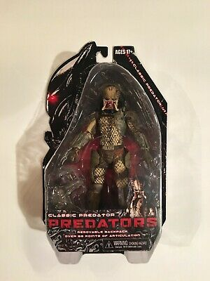 NECA Predators - Classic Predator (unmasked version) Action Figure