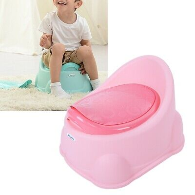 Baby Kids Toilet Trainer Child Toddler Potty Bedpan Seat Chair Boy Girl