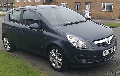 Vauxhall Corsa 1.3CDTi 16v ( 90ps ) ( a/c ) 2008 SXi 1 owner 61k low mileage