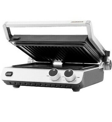 GASTROBACK 42537 DESIGN BBQ PRO,contact Grill,2000 Watts