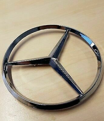 Mercedes-Benz Badge Logo Emblem Badge 114MM Mercedes