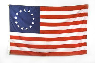 2x3 American 13 Colonies Betsy Ross FLAG 2'x3' House Banner Grommets 150D Poly